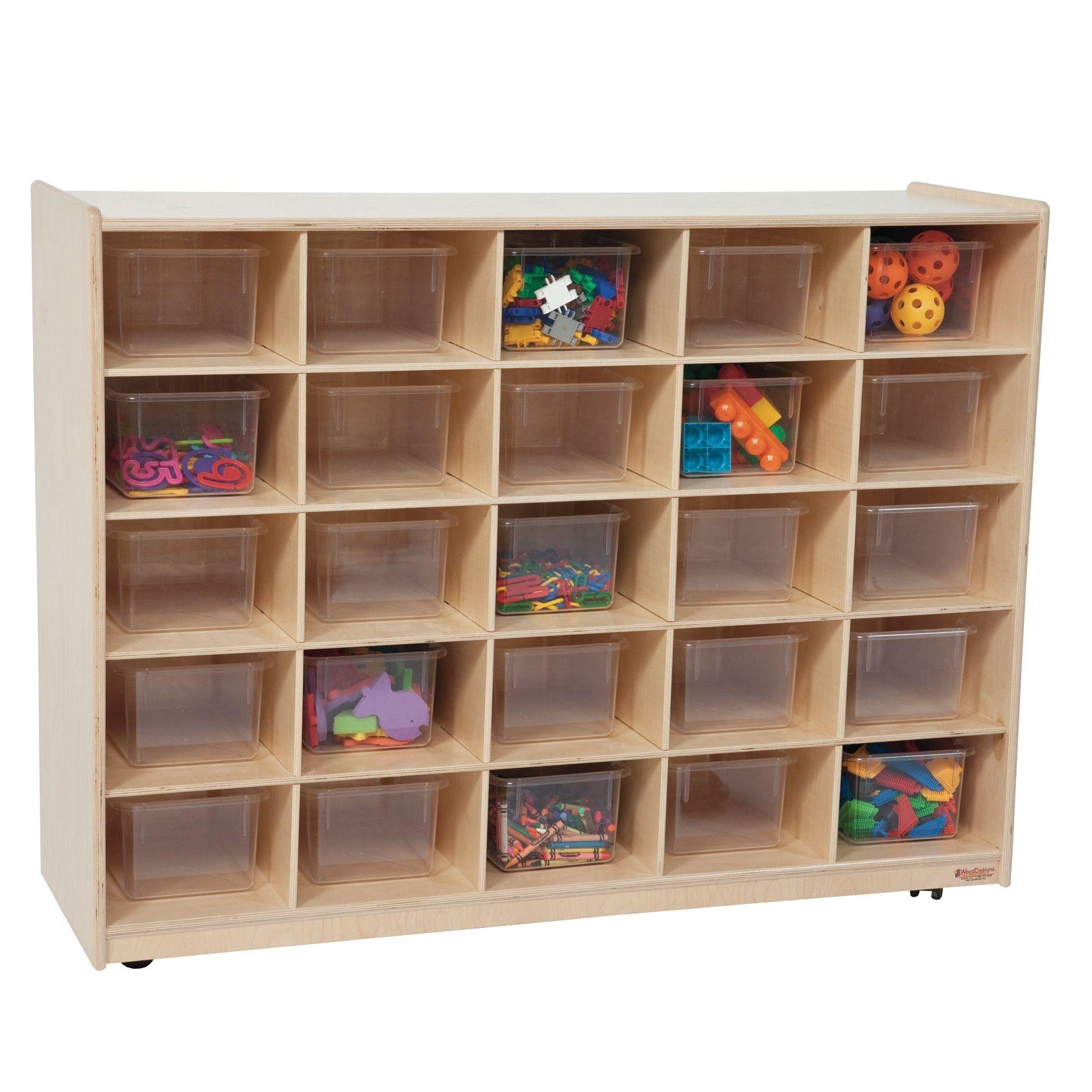 storage cubbies tray storage unit 25 partment cubby zapatera