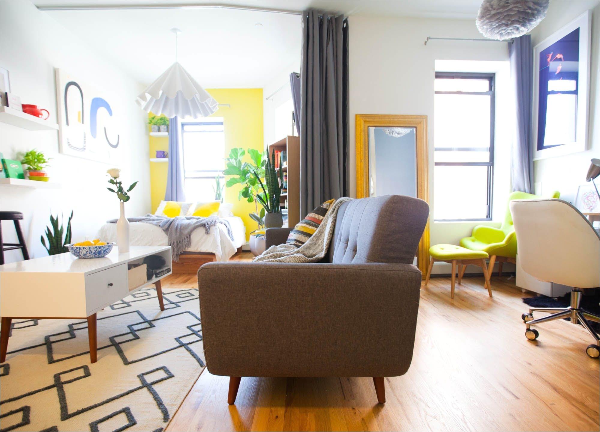tour a creatively stimulating bronx studio apartment