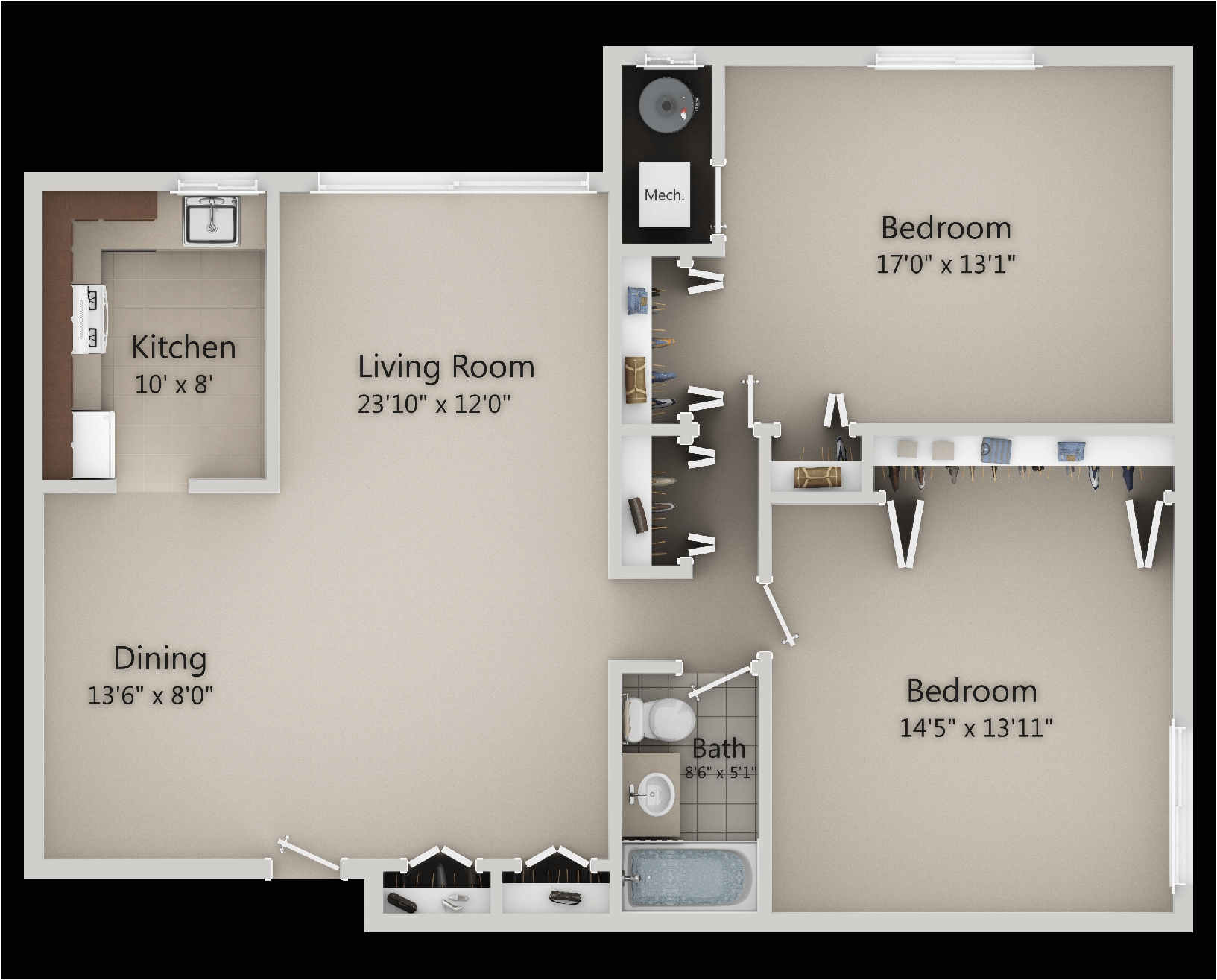 Cheap 2 Bedroom Apartments Albany Ny Lake Shore Park Apartments For