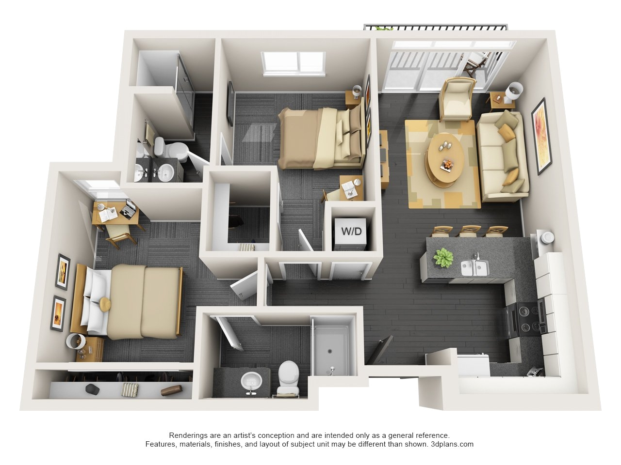 cheap 3 bedroom apartments in tempe az apartments near asu vertex