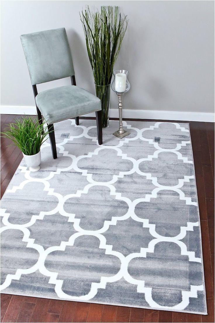 gray moroccan trellis contemporary bargain area rugs