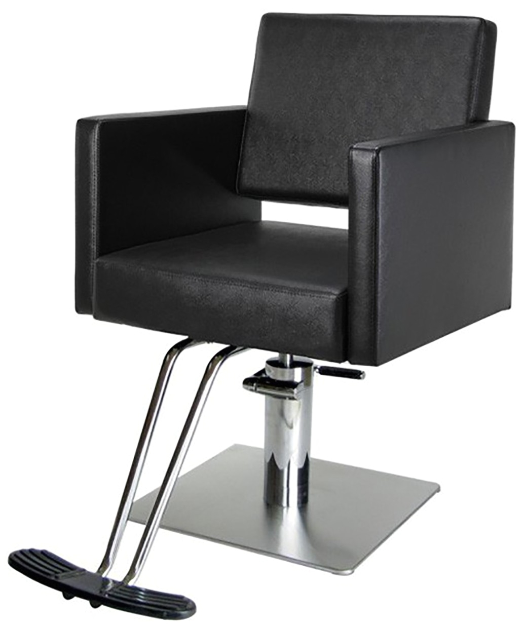 Cheap Beauty Salon Chairs for Sale Aria Modern Salon Styling Chair On Square Base Buy Rite