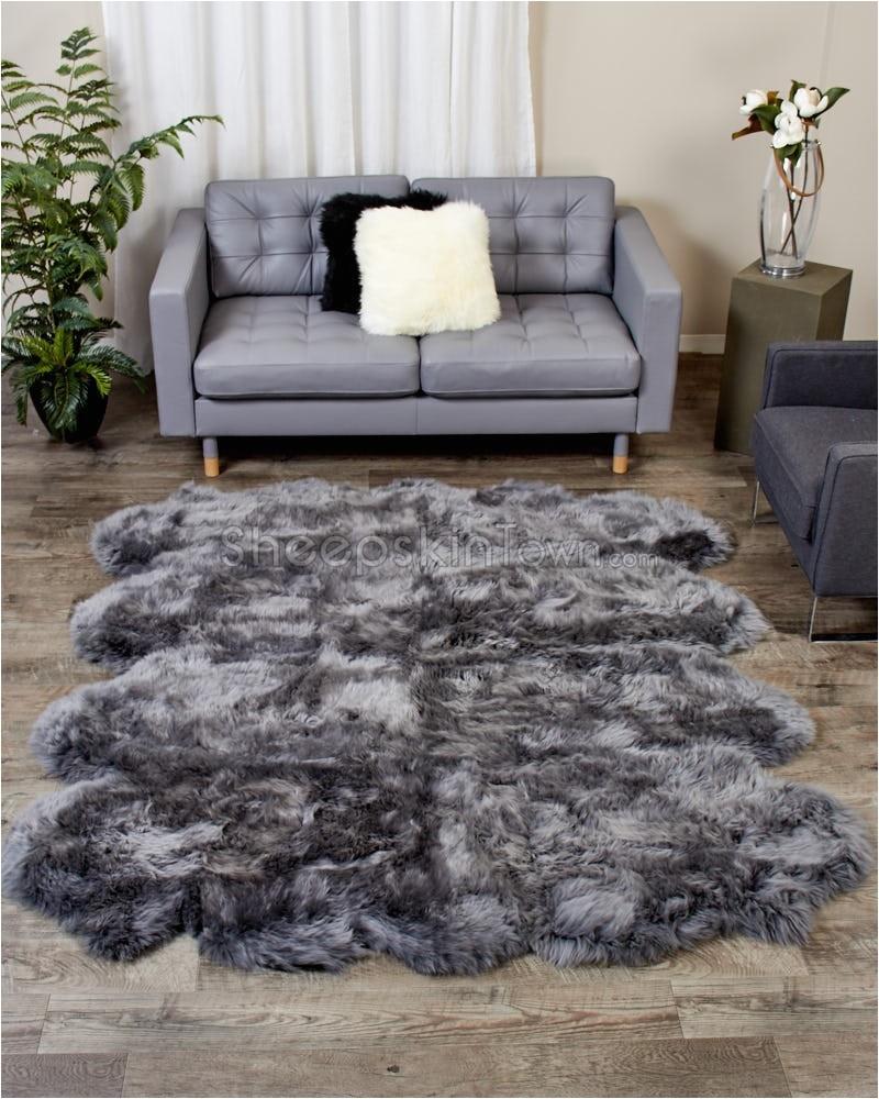 extremely big fur rug large sheepskin sale sheepskintown com