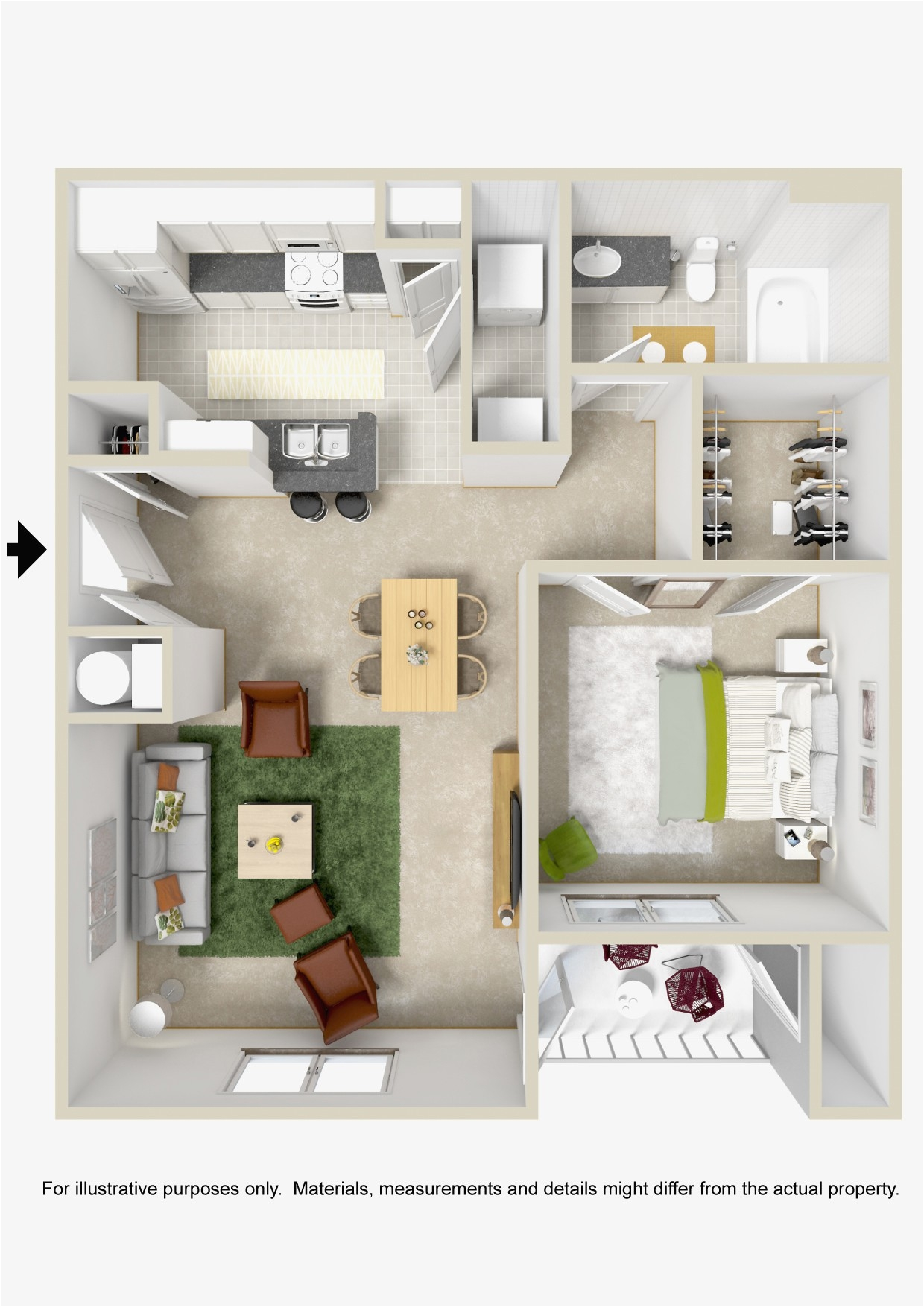 bedrooms one bedroom apartments starkville ms room ideas