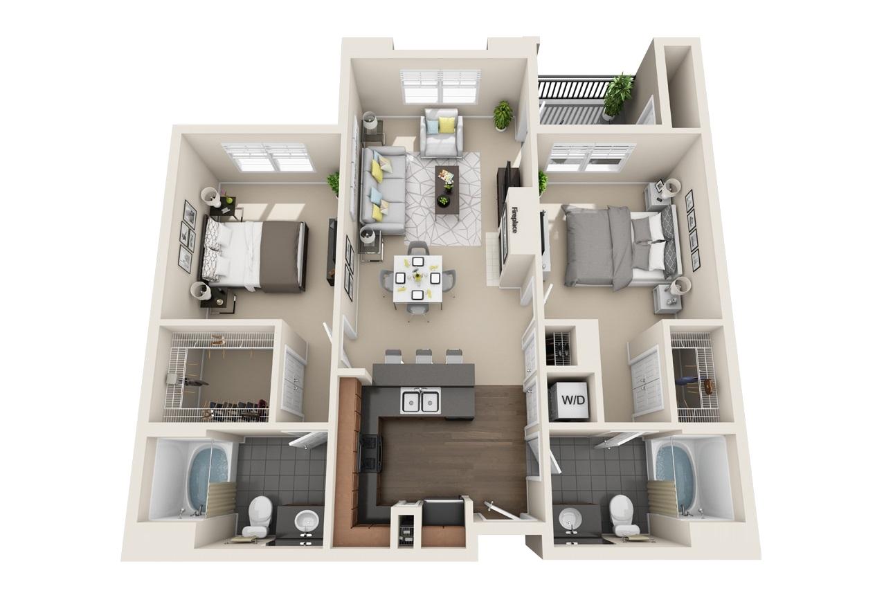 Cheap Two Bedroom Apartments Denver Bell Denver Tech Center Apartments In Denver Co