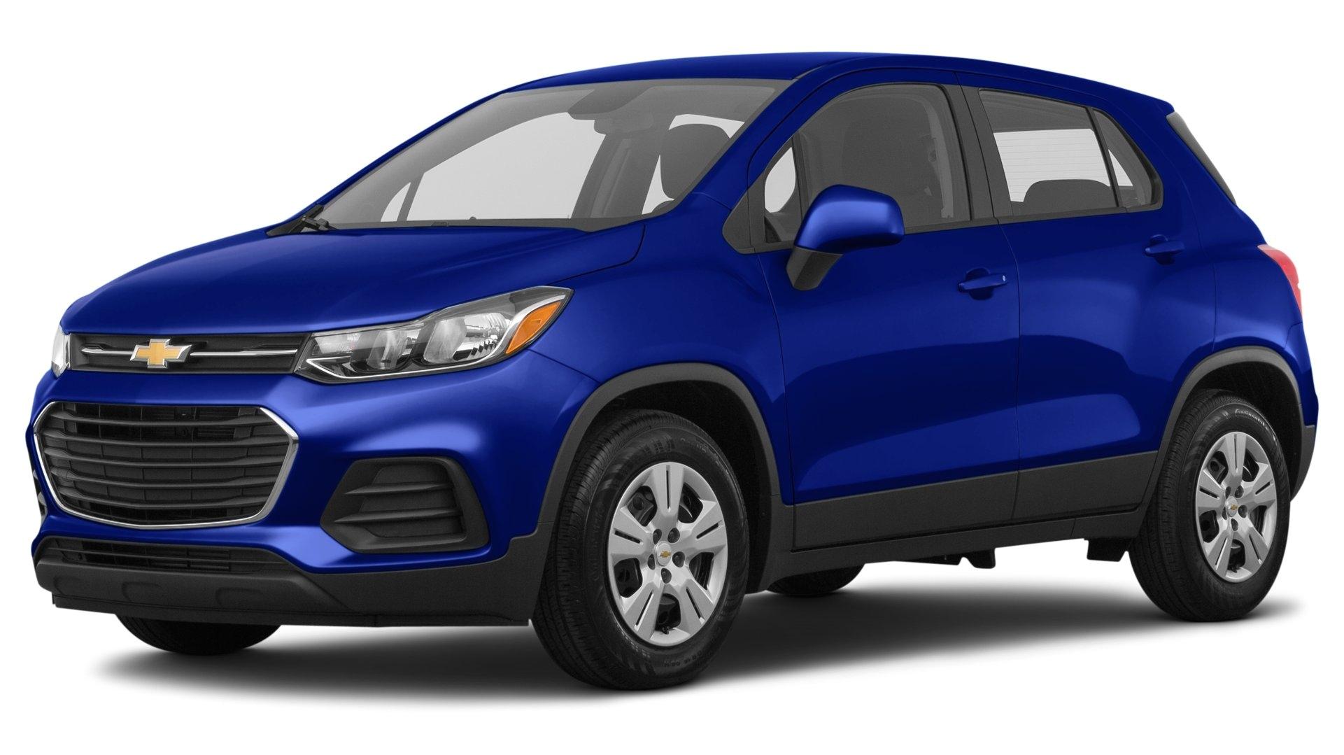 2017 chevrolet trax ls all wheel drive 4 door