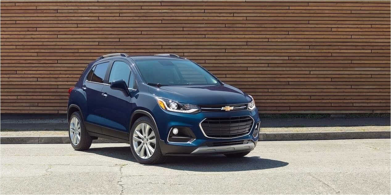 chevy trax interior new 2018 chevy trax model info