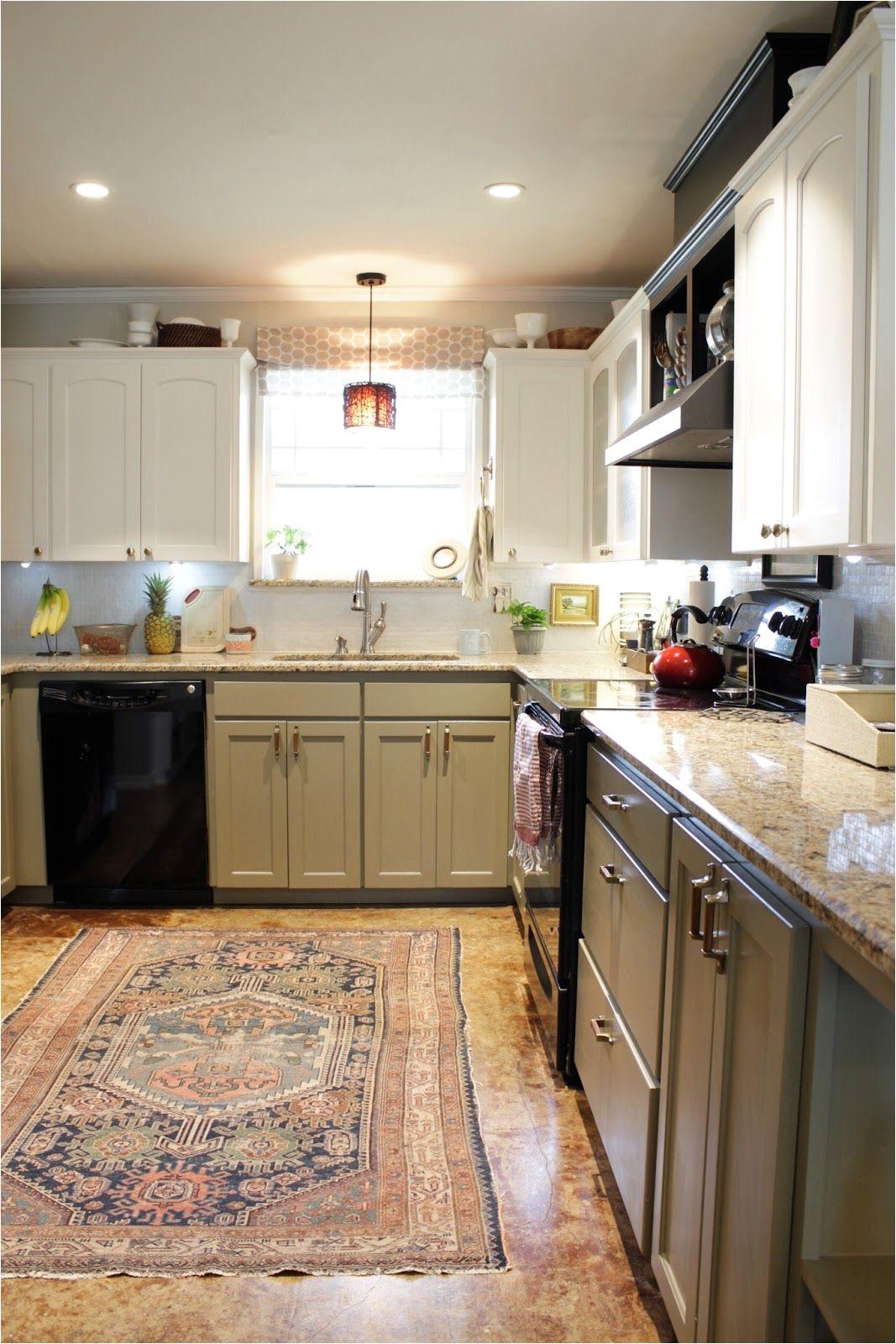 Chris Custom Cabinets Nashville New Chalk Painted Kitchen Cabinets 4 Years Later Chalk Paint Kitchen