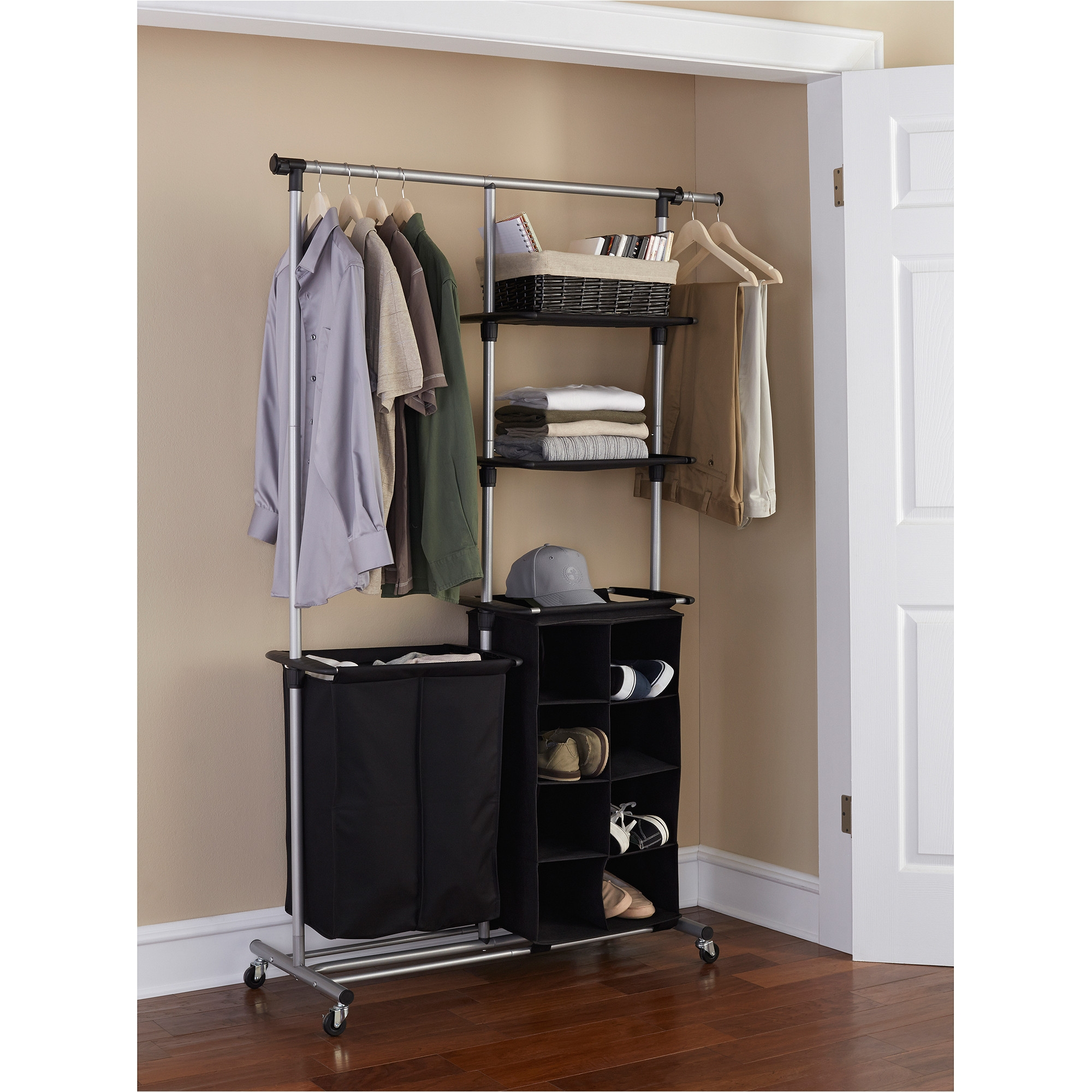 clothes rack organizy a937f535 6385 4e28 a880 b844874539f6 2 wardrobe walmart rack i 3d