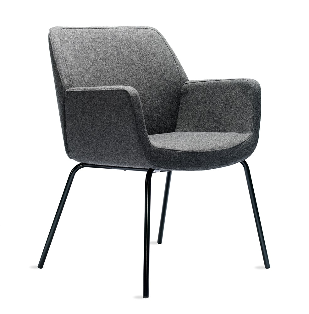 Coalesse Bob Chair Dimensions Bindu Modern Chair Guest Seating Coalesse
