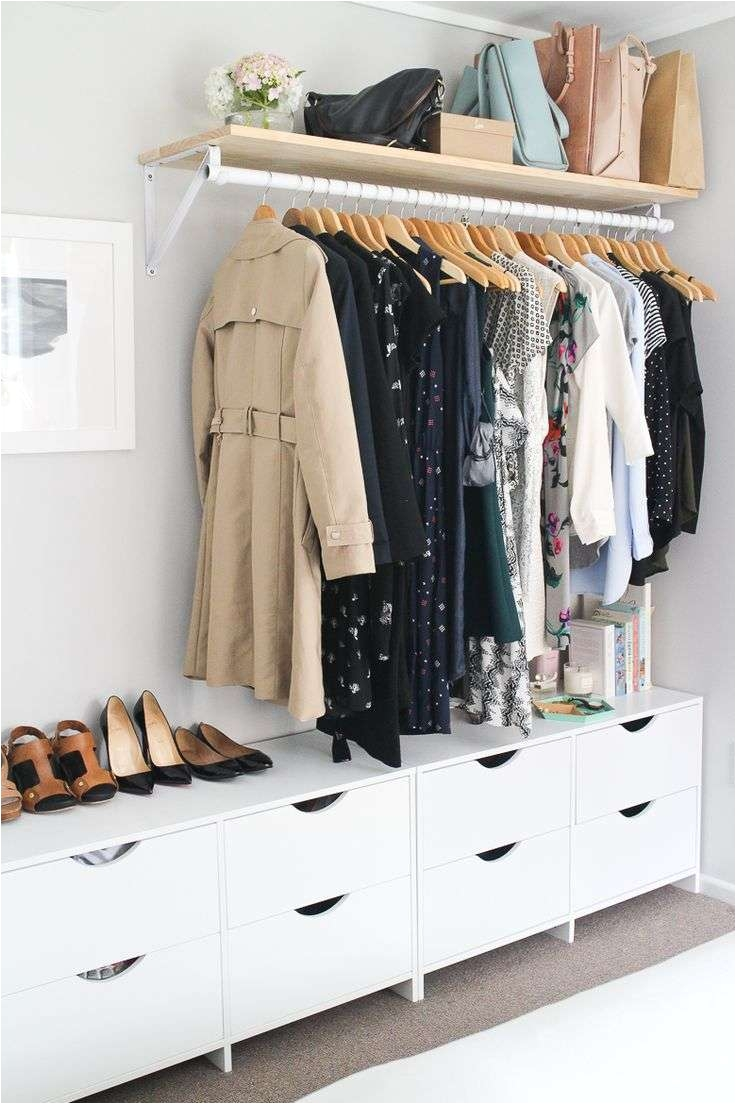 Coat Rack Ideas for Small Spaces Small Bedroom Closet Ideas Best Of Storage solutions for Small