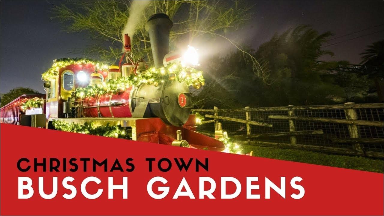 coca cola busch gardens discount christmas town do busch gardens tampa youtube - Busch Gardens Christmas Town Discount Tickets