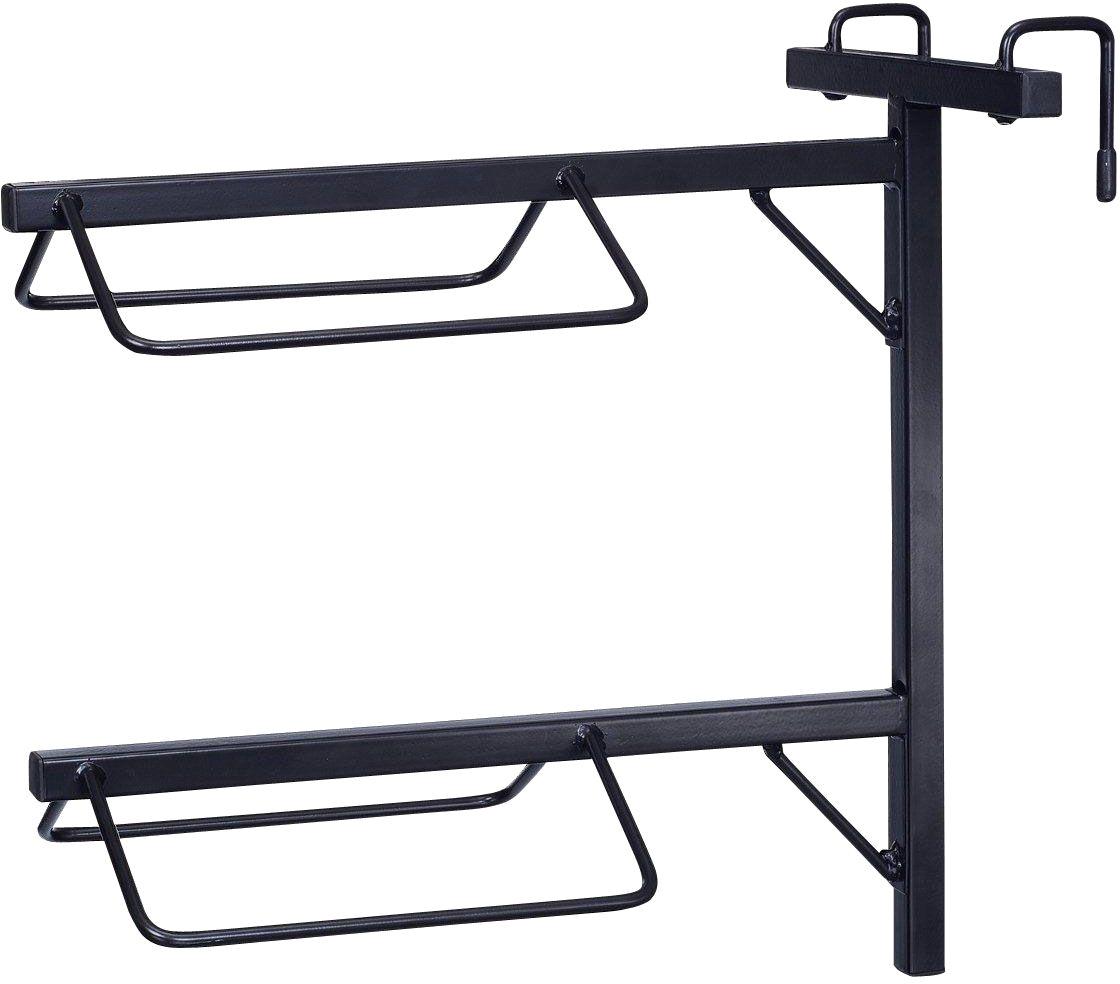 breakdown double saddle rack item 40797