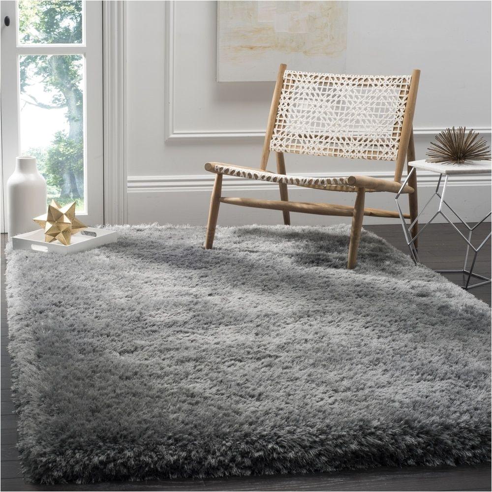 popular carpet colors for living rooms fresh safavieh handmade luxe shag super plush grey polyester rug
