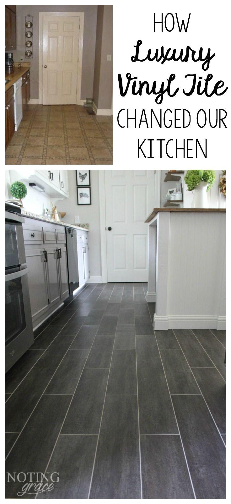 Commercial asphalt Floor Tile Diy Kitchen Flooring Pinterest Luxury Vinyl Tile Vinyl Tiles