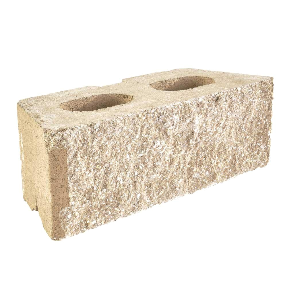 pavestone rockwall large 6 in x 17 5 in x 7 in limestone concrete