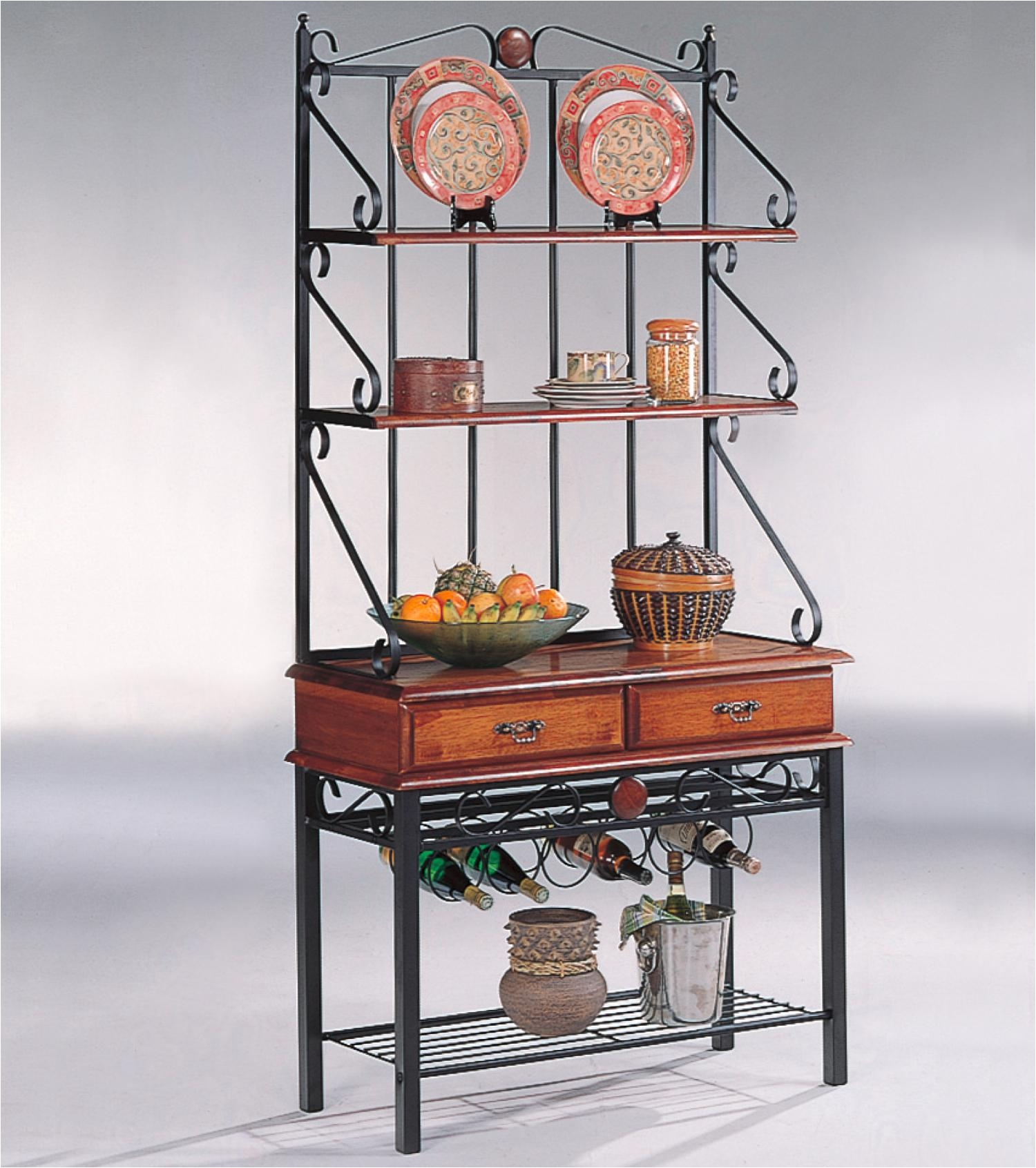 Corner Bakers Rack Target Modern Kitchen Racks Elaboration Kitchen Cabinets  Ideas
