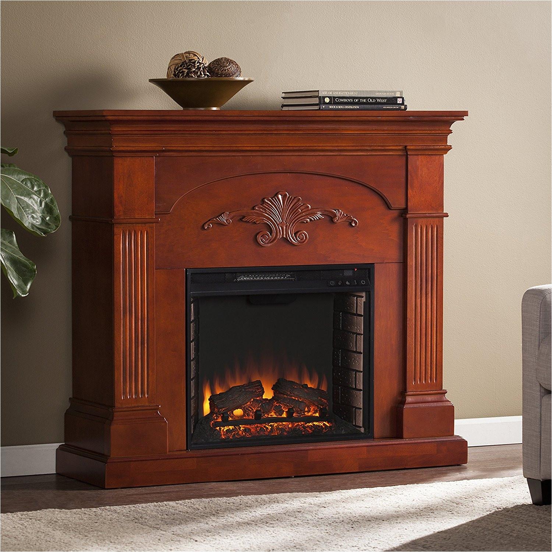 gas burner fireplace replacement luxury amazon sei sicilian harvest electric fireplace mahogany