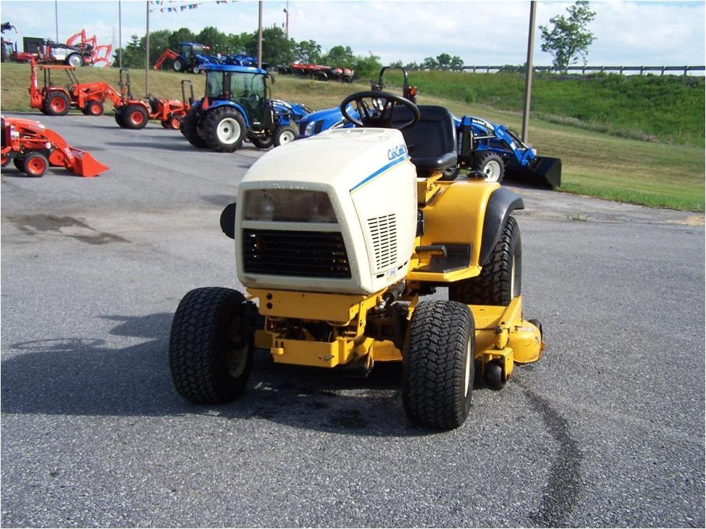 Cub Cadet Garden Tractor attachments Used Cub Cadet 2086
