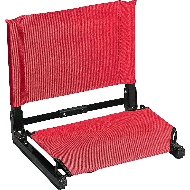 Custom Stadium Chairs for Bleachers the original Patented Stadiumchair Stadium Seat
