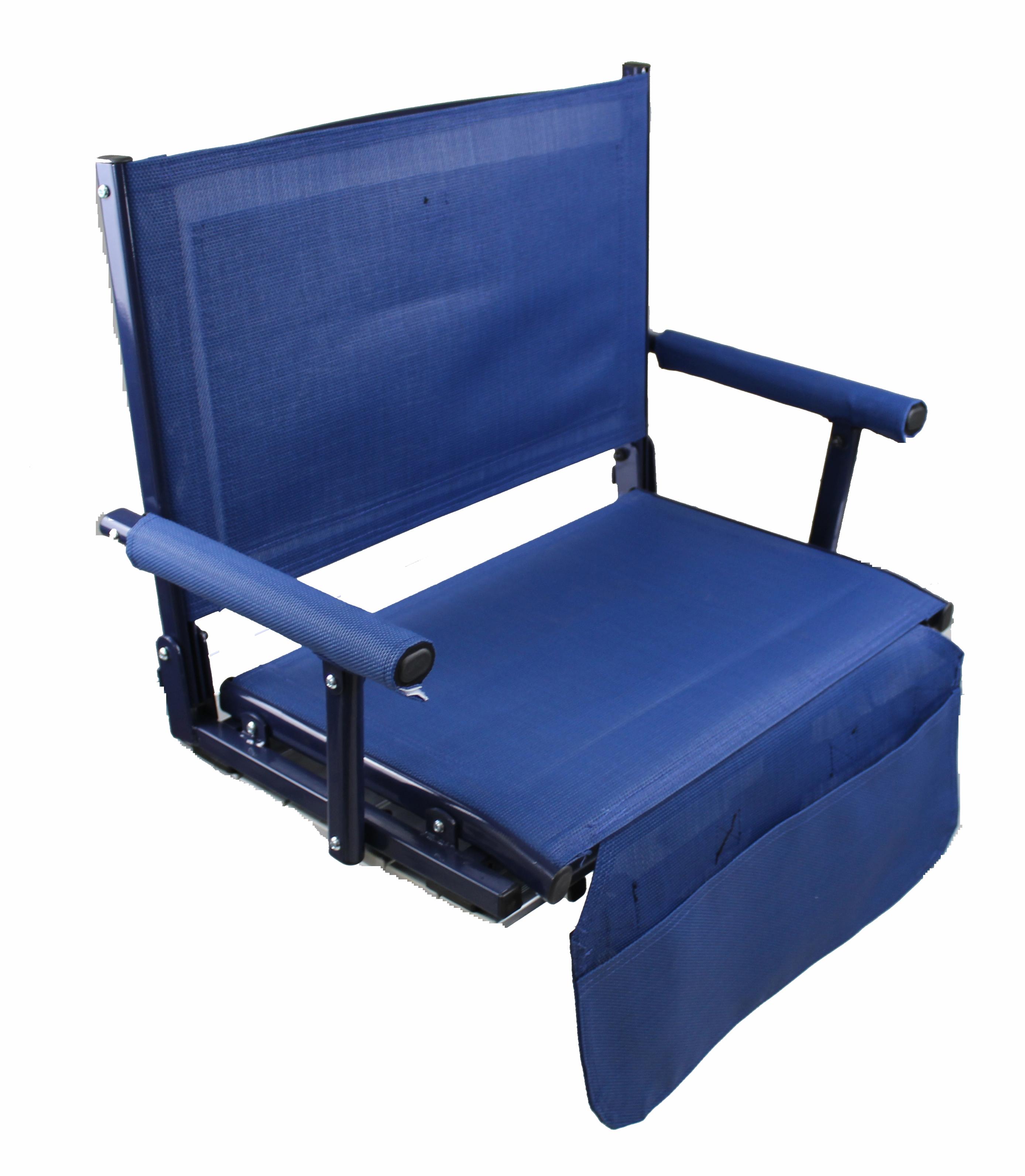 Custom Stadium Chairs for Bleachers Wide Bleacher Bum Stadium Seat by Pacific Imports