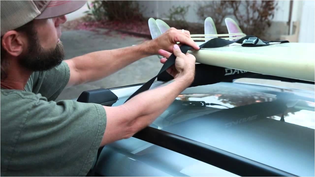 how to use dakine baja surfboard straps
