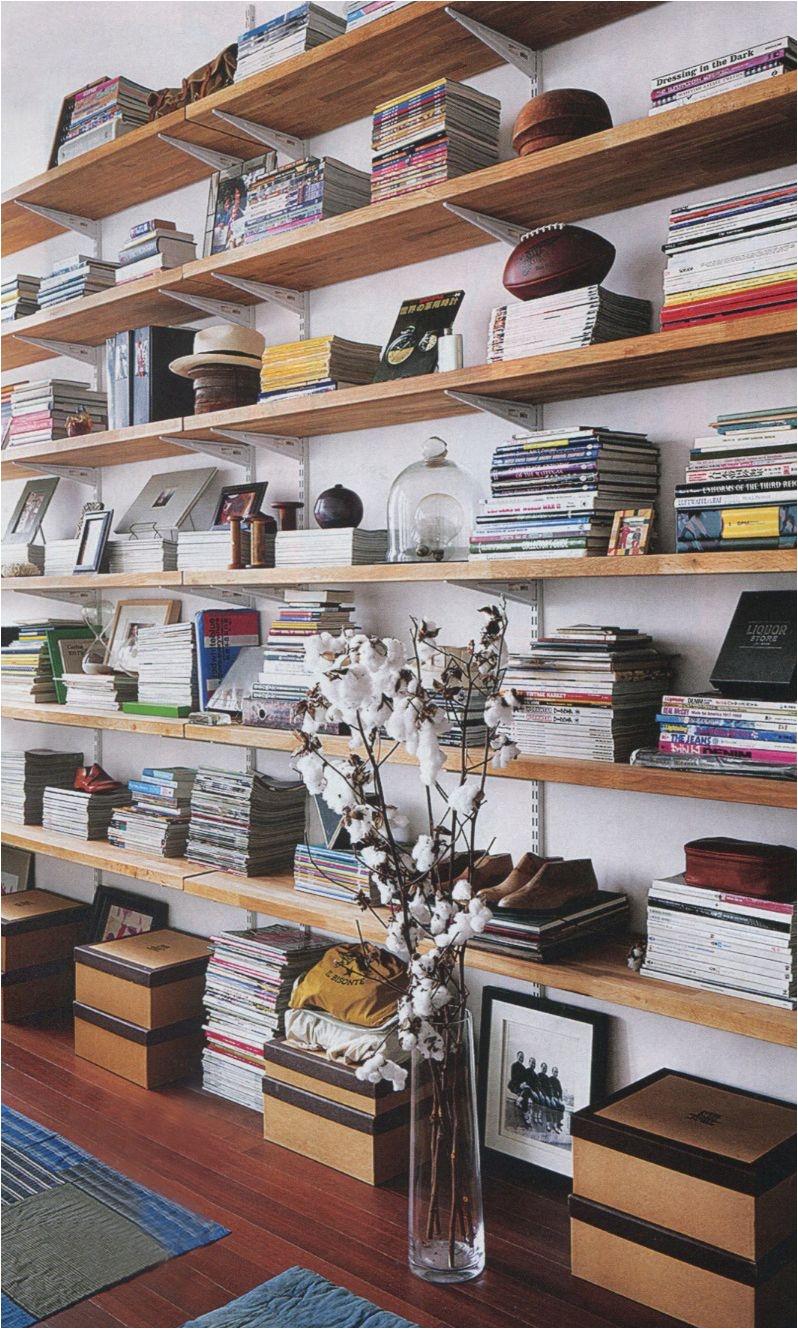 Decorative Books for Display Australia 30 Marvelous Bookshelf Walls Pinterest Shelves butcher Blocks
