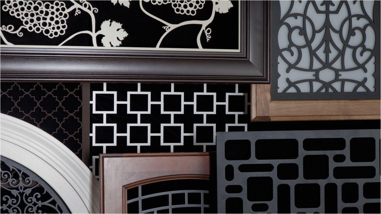 Decorative Ceiling Registers Custom Decorative Door Window