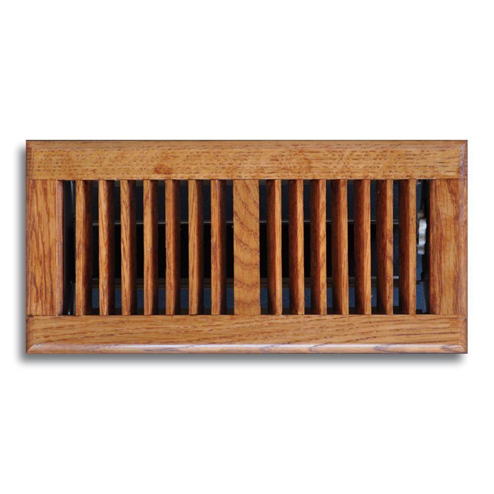 oak floor diffuser