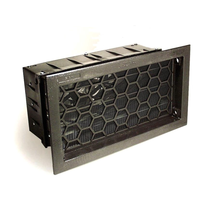 air vent 17 75 in x 10 in plastic foundation vent
