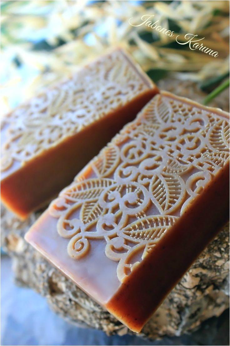 cinnamon and orange soap