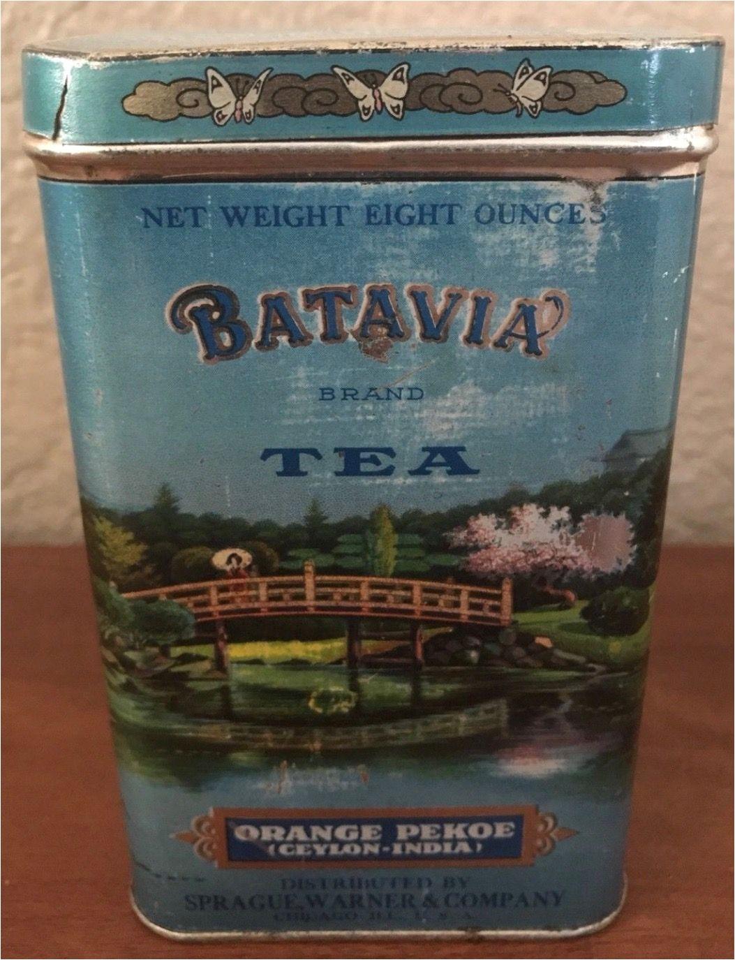 batavia tea