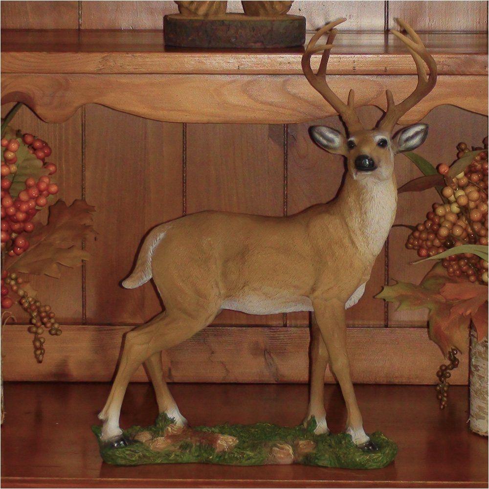 Deer Statues Outdoor Decor Deer Statue Home Decor Buck