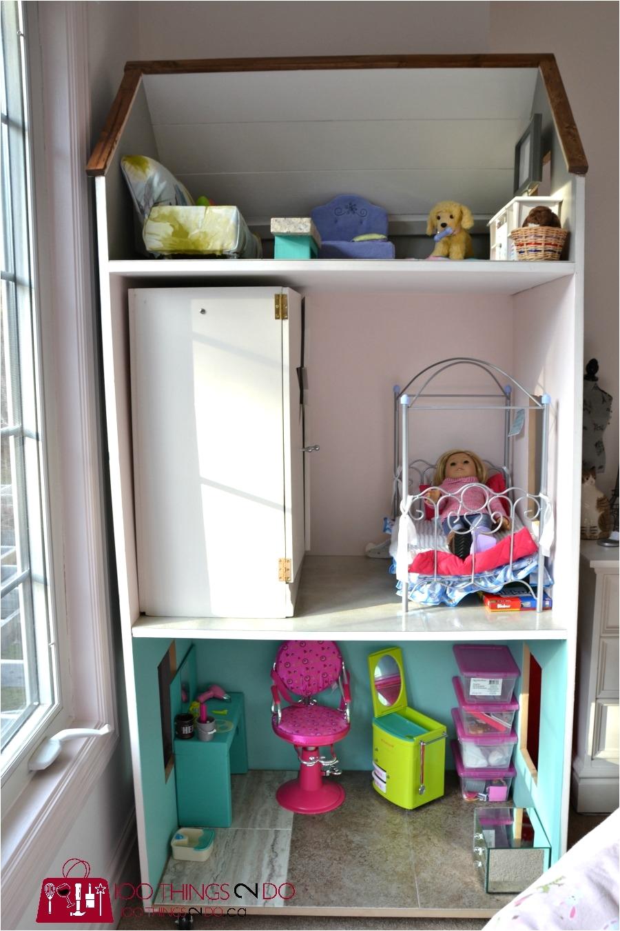 Diy American Girl Doll House Plans American Girl Dollhouse Plans Pdf
