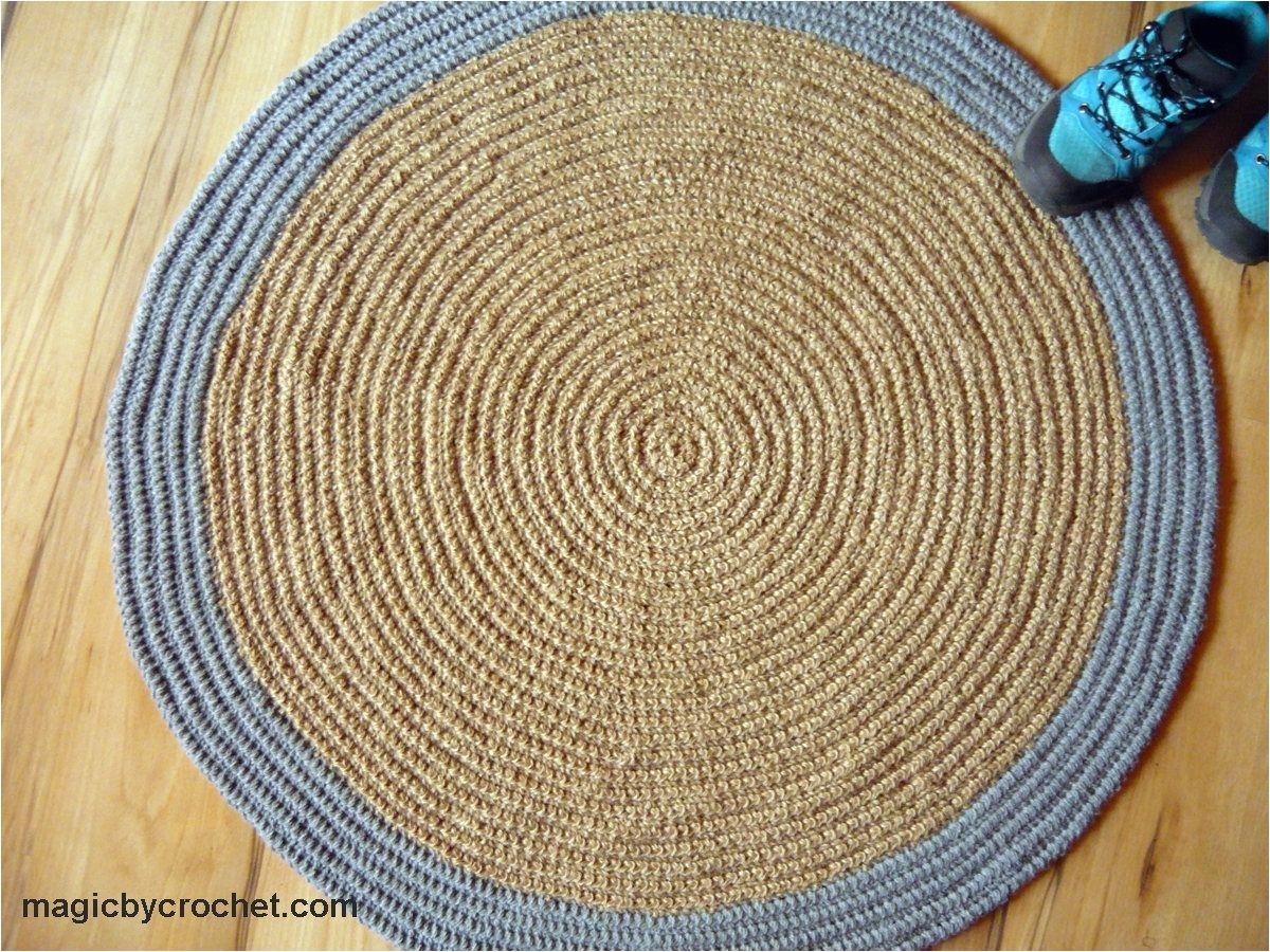 modern area rug round rug jute rug 3 ft rug pet friendly