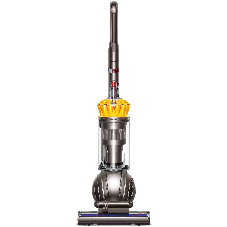 amazon com dyson ball multifloor upright vacuum yellow certified refurbished