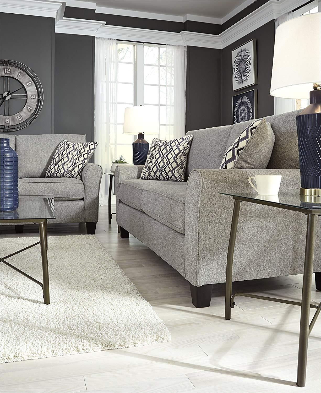 Early American Plaid sofas Amazon Com Signature Design by ashley 3310138 Strehela Contemporary