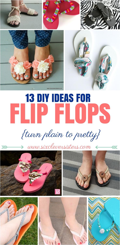 flip flops flip flop crafts flip flops diy flip flops diy fabric