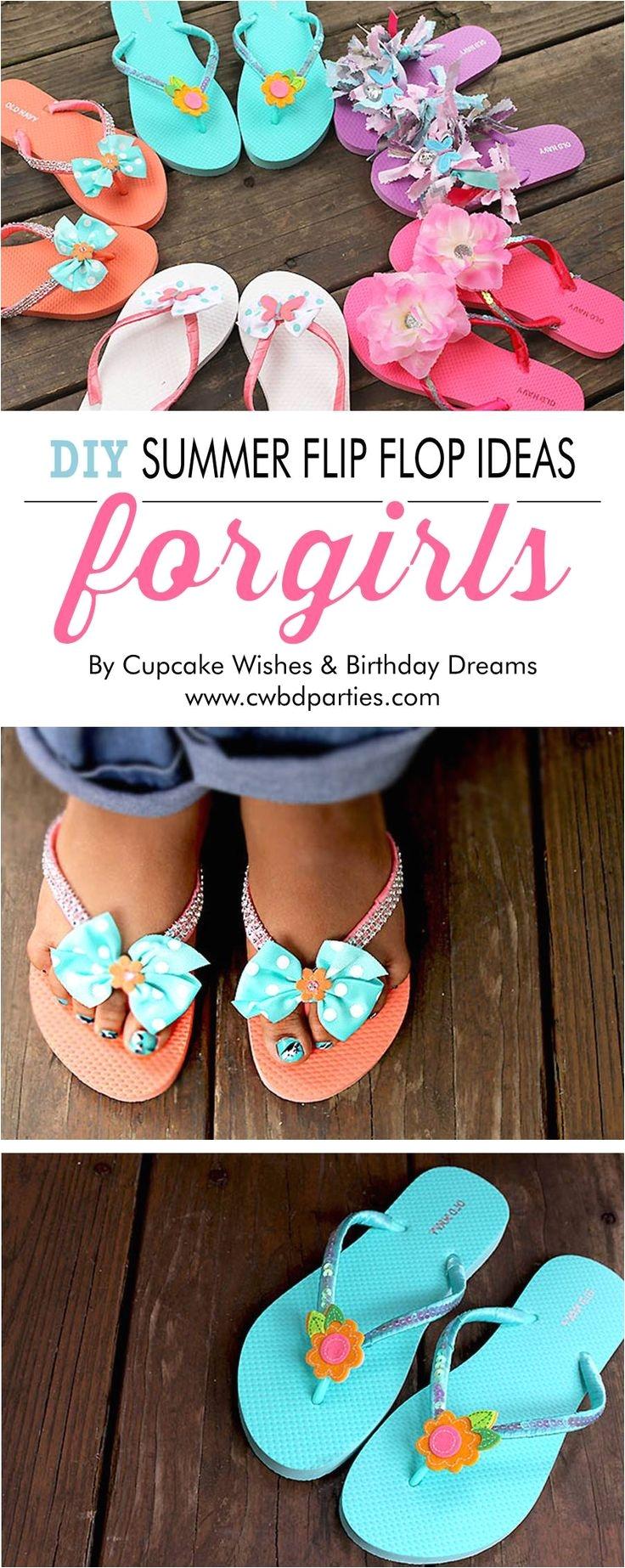 Easy Flip Flop Decorating Ideas 207 Best Flip Flops Diy Images On Pinterest Flip Flops Diy