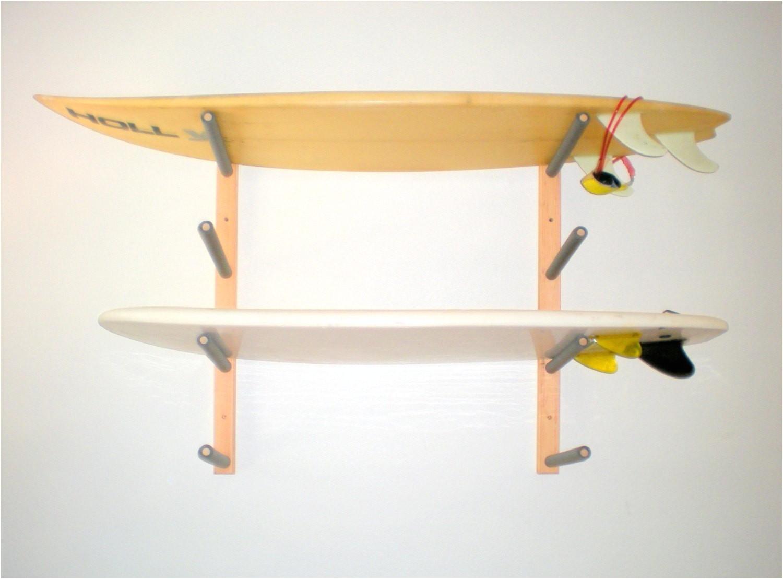 surfboard wall rack mount holds 4 boards 25631