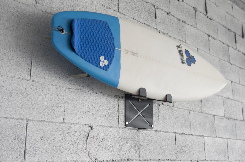 El Gringo Wall Mounted Surfboard Rack the Make Co