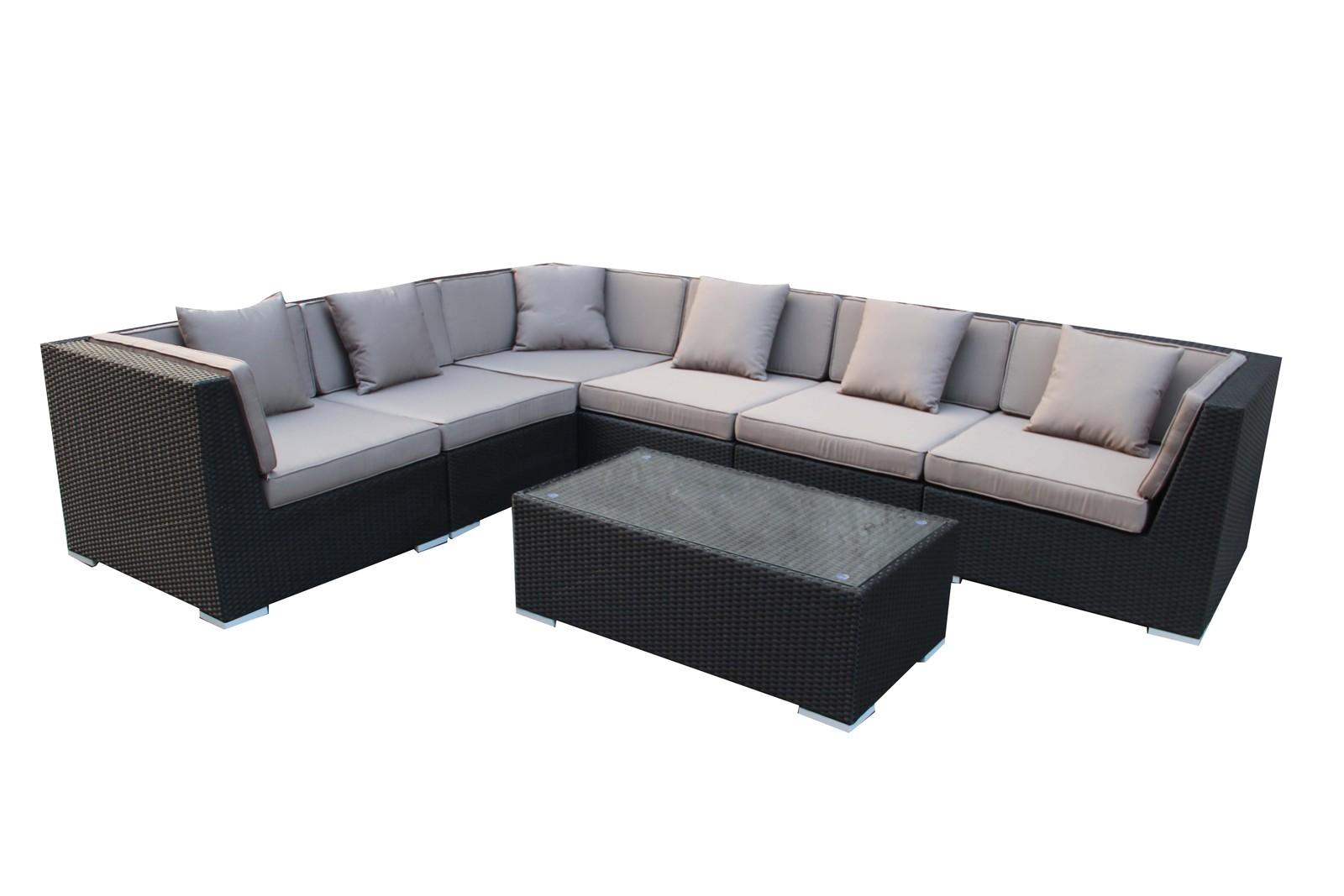 El Salvador – Curacao sofa islander Outdoor Furniture Brisbane Designer Style Corner