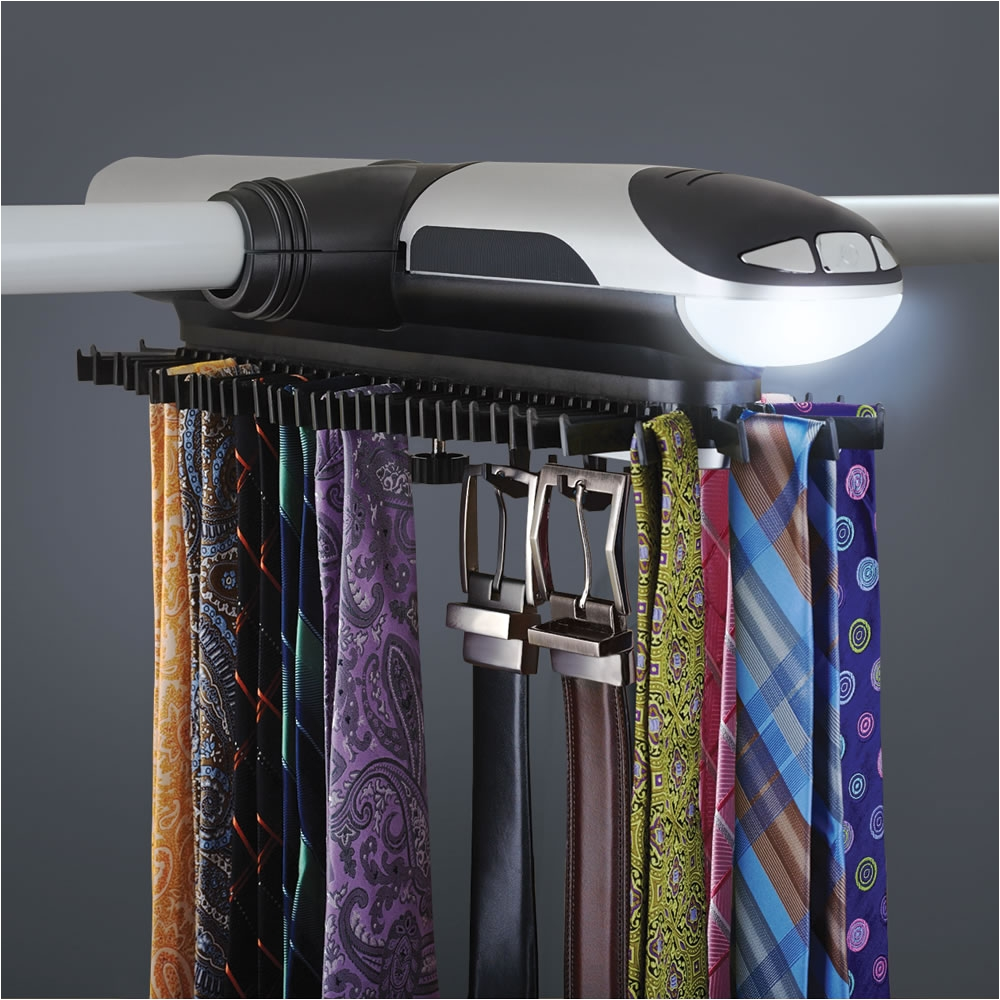Electric Tie Rack Bed Bath and Beyond   BradsHomeFurnishings