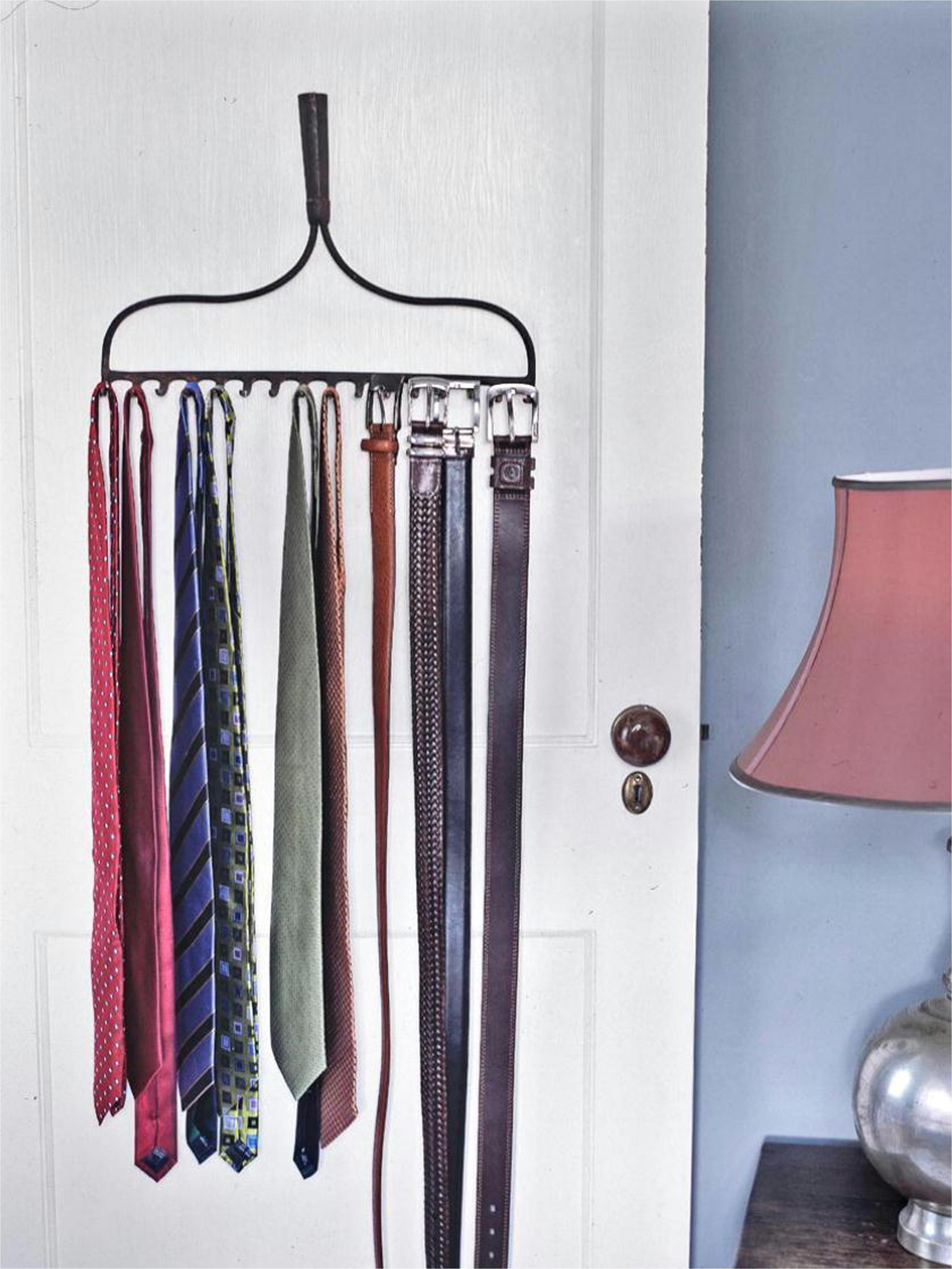 tie holders for closets diy tie rack electronic tie rack