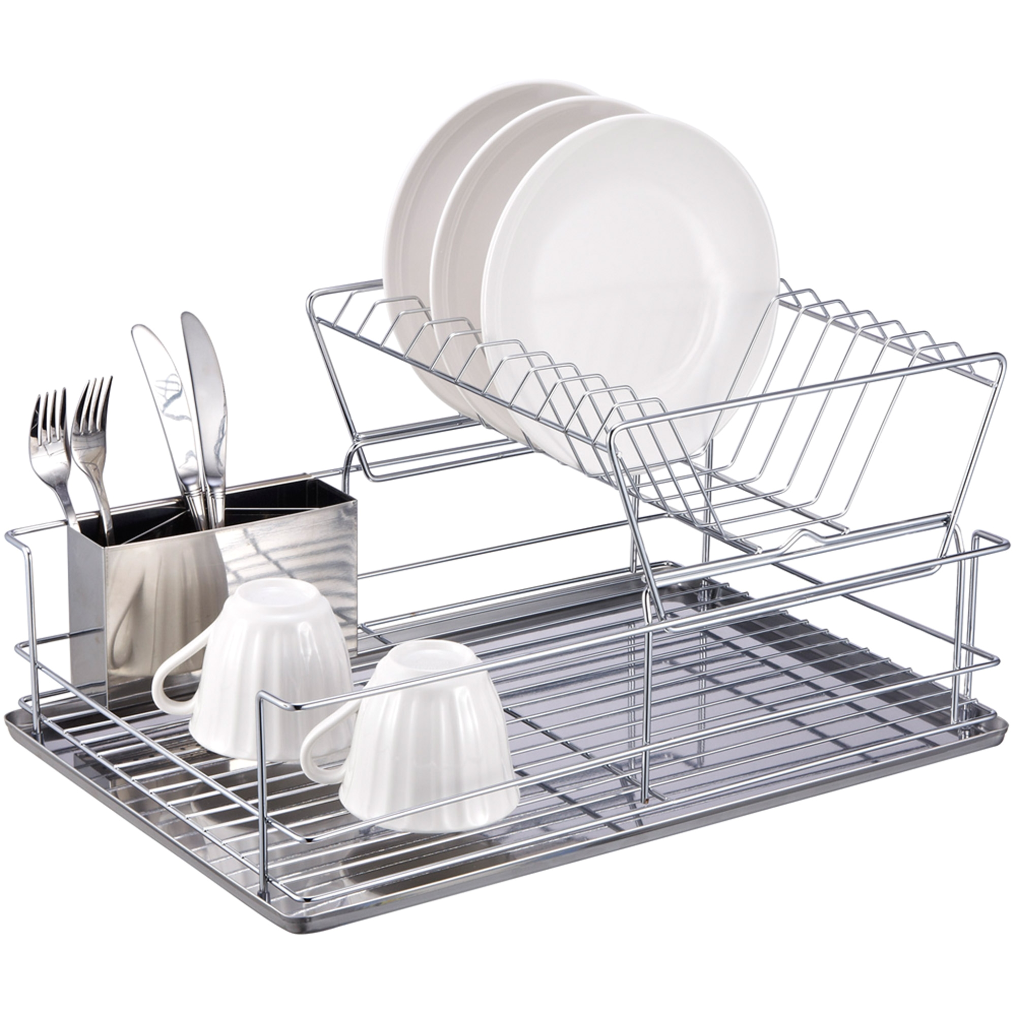 drainer chrome draining plate rack plate view larger