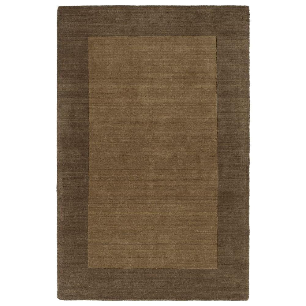 kaleen regency chocolate 4 ft x 5 ft area rug