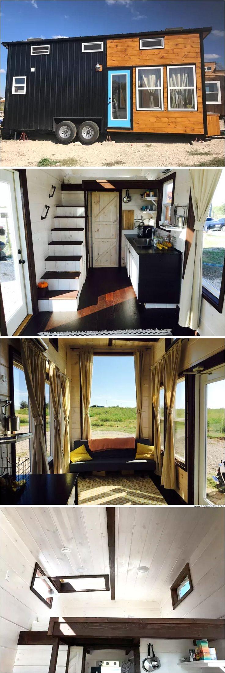 the texas style tiny house
