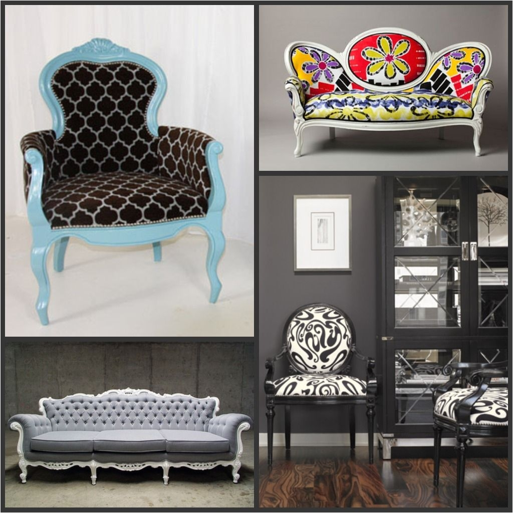 Fainting Chair Band Stuff I Love Modernizing Victorian Furniture Feminine Home