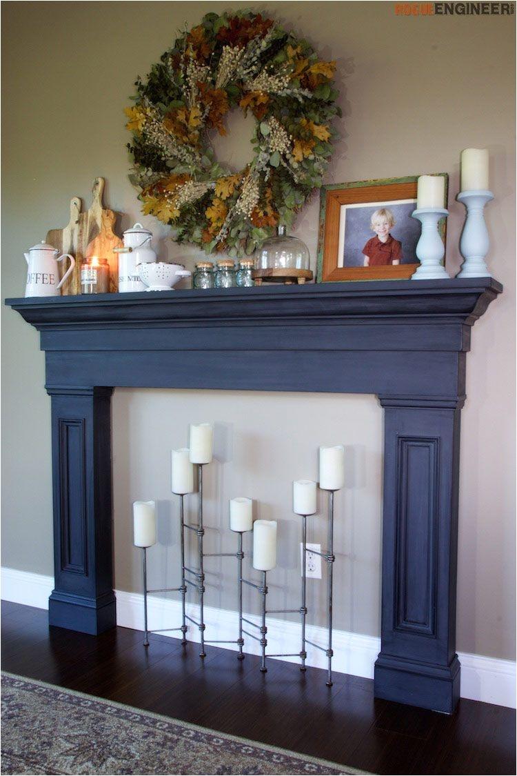 Faux Fireplace Surround for Sale Faux Fireplace Mantel Surround Pinterest Faux Fireplace