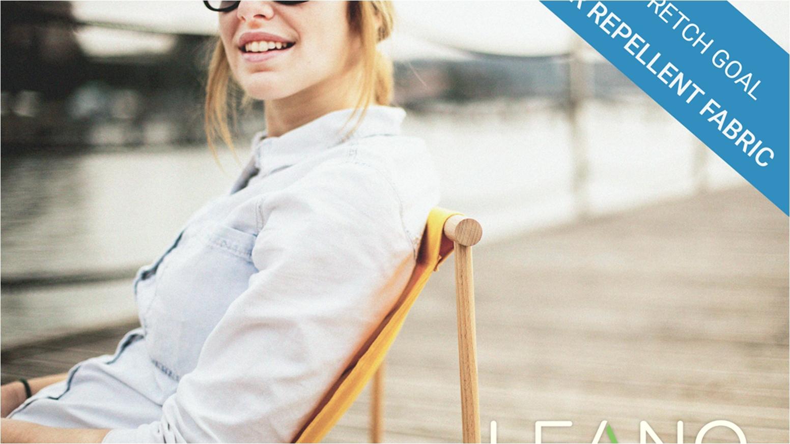 Fidget Chair Kickstarter Leano A Have A Chair Everywhere by Nik Kickstarter